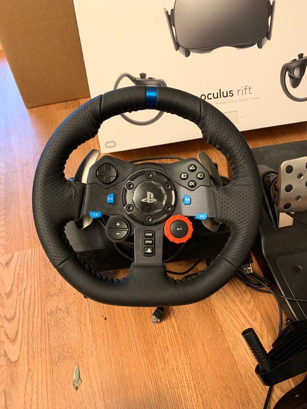 Logitech G29 Steering Wheel