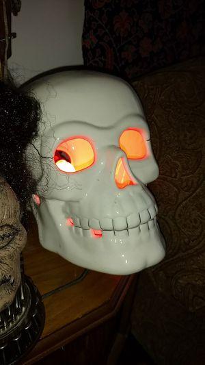Skull Lamp for Sale in South Salt Lake, UT