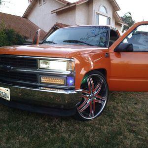 96 Chevy Silverado for Sale in Los Banos, CA