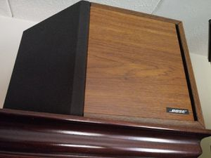 2 bose speakers great sound for Sale in North Providence, RI