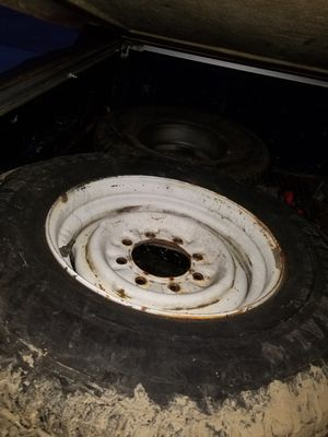 TRAILER WHEELS for Sale in Durham, NC