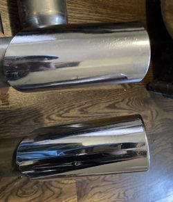 BMW OEM MUFFLER RESONATOR AND TIPS for Sale in Addison,  IL