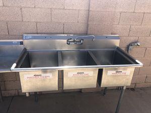 Commercial sink! for Sale in Phoenix, AZ
