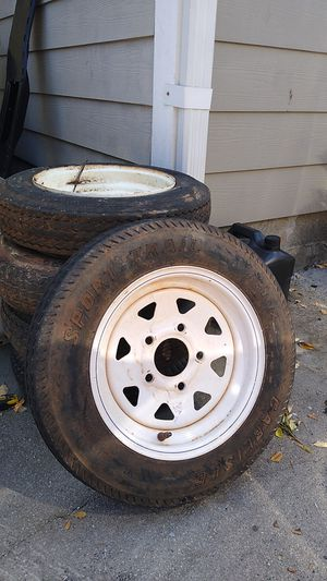 Trailer tires for Sale in CONYERS, GA