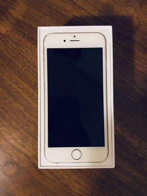 iphone 6 rose gold 128GB for Sale in Richland, WA