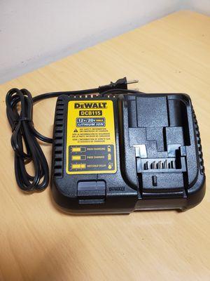 DeWalt DCB115 12V/20V MAX Wall Charger for Sale in Fontana, CA