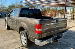 2006 Ford f150 supercrew 4x4 Good for Sale in Mesquite, TX