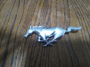 Ford Mustang Emblem for Sale in Visalia, CA
