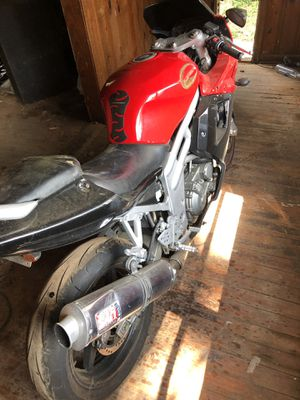 2007 hyosung motorcycle for parts for Sale in Scottdale, GA