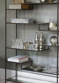 GLASS TIER BOOKSHELF for Sale in Los Angeles,  CA