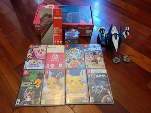 Brand new nintendo switch bundle for Sale in Delair, NJ