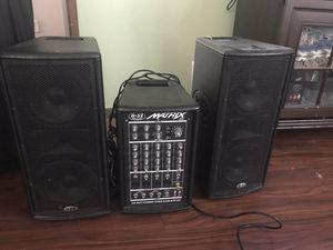 DJ/PA/AV equipment B-52 used for Sale in Austin, TX