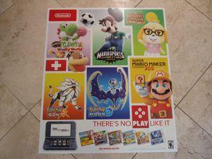 Pokemon - Mario - Luigi - animal crossing - crossy Road - games - Nintendo - Nintendo DS - PS2 - game boy - GameCube - PSP - Sega - TV - kids - Yoshi for Sale in Naples, FL