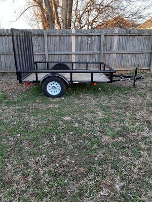 6x8 Utility trailer for Sale in Clarksville, TN