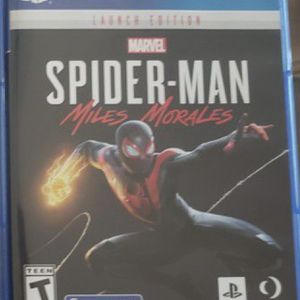 Ps4 Spider-Man Miles Morales for Sale in Phoenix, AZ