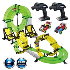 Rail Race RC Track Car Toys for Sale in Alta Loma, CA