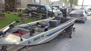 91 bass tracker for Sale in Freeburg, IL