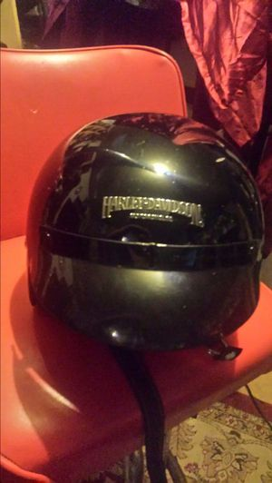 Harley Davidson Motorcycle Helmet for Sale in Austin, TX