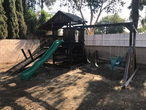 Swing Set for Sale in Ontario, CA