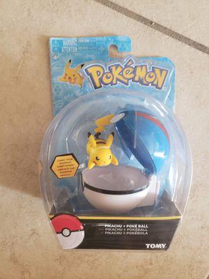 Pokemon Pikachu Poke Ball for Sale in Bell Gardens, CA