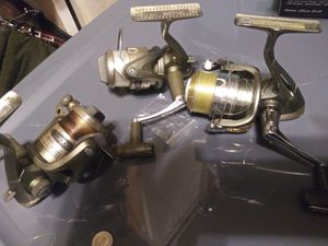 Shimano reels all for 75 for Sale in Indianapolis, IN