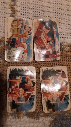 New 1950s post cards for Sale in Mattawan, MI