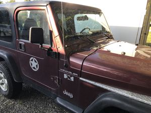 2002 Jeep Wrangler for Sale in Erie, PA