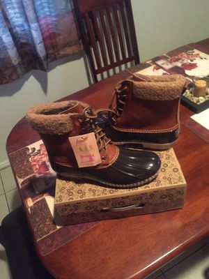 Girl boots (new) for Sale in Rochester, NY