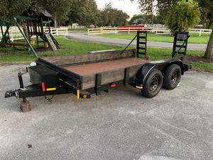 Utility 7x12 trailer ✅ Heavy duty for Sale in Pembroke Pines, FL