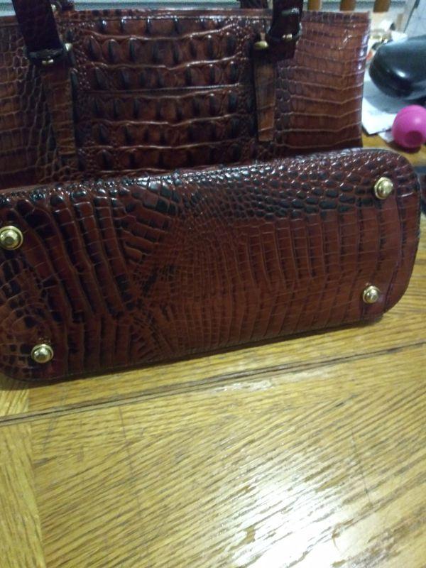 Large Brahmin handbag