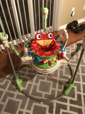 Rainforest jumperoo for Sale in Oakton, VA