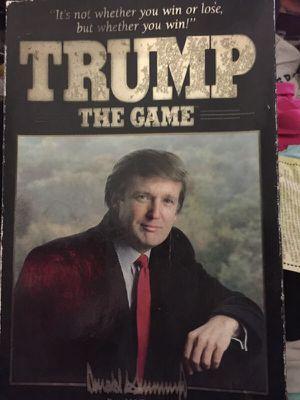 Trump board game for Sale in Jacksonville, FL