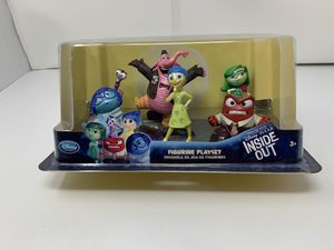 Disney/Pixar's Inside Out Figurine Play set (Brand New) for Sale in Washington, DC