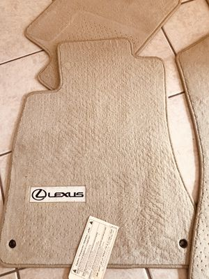 Car mats for 2007 IS250 for Sale in San Diego, CA