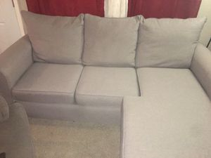 Modern light Gray couch for Sale in Austin, TX