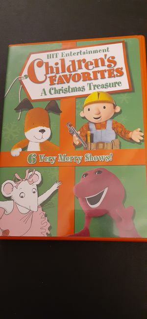 HIT Entertainment CHILDREN'S Favorites A Christmas Treasure (DVD) for Sale in Lewisville, TX