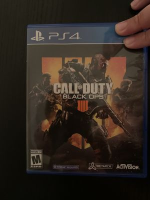 Call of duty ps4 for Sale in Hawthorne, CA