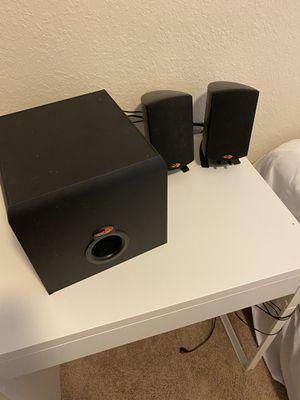 Klipsch speakers for Sale in Kissimmee, FL