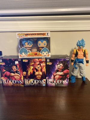 Dragonball Z figures and Pops for Sale in La Plata, MD