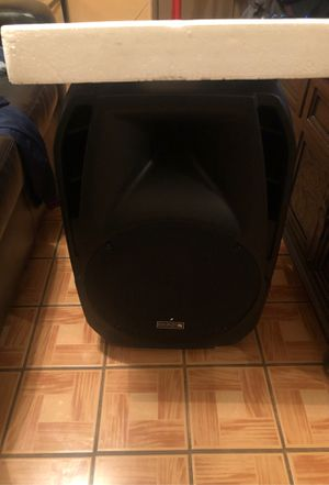 """Edison Professional Speaker """"New"""" """"New"""" for Sale in Los Angeles, CA"""