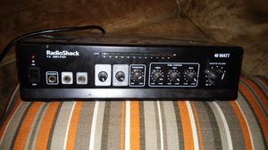 Pa amplifier. 40 watts for Sale in Austin, TX