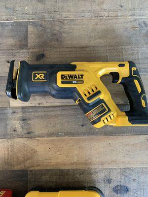 Dewalt Brushless 20Volt XR Reciprocating Saw for Sale in Phoenix, AZ