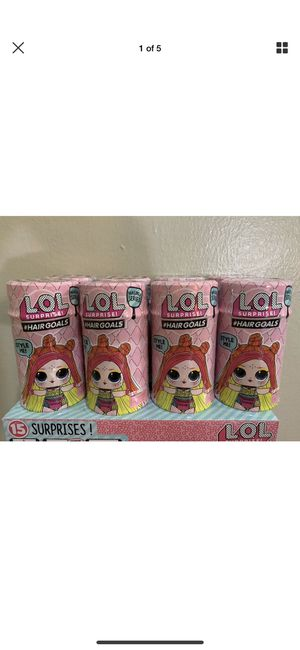 LOL surprise dolls Reasonable price and large selection for Sale in The Bronx, NY