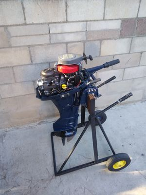 Honda 10 hp outboard for Sale in Spring Valley, CA