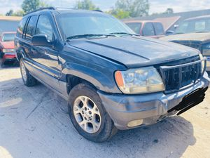 2001 Jeep Grand Cherokee 4.7L For Parts for Sale in Houston, TX