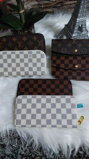 New wallet's different styles for Sale in Irmo, SC