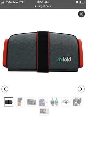 Mifold booster seat for Sale in Houston, TX