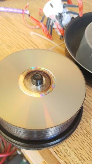Memorexdvd-r lightscribe 16x blank dvds for Sale in Phoenix, AZ