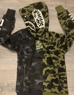 NBHD x BAPE collab hoodie (large) for Sale in Cary,  NC