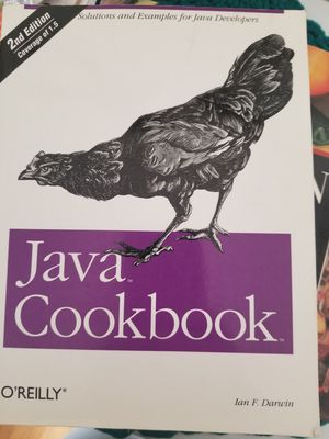 Java Cookbook, Second Edition for Sale in Parkersburg, WV
